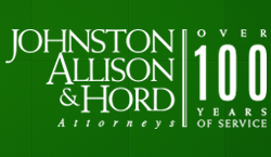 Johnston Allison and Hord Attorneys